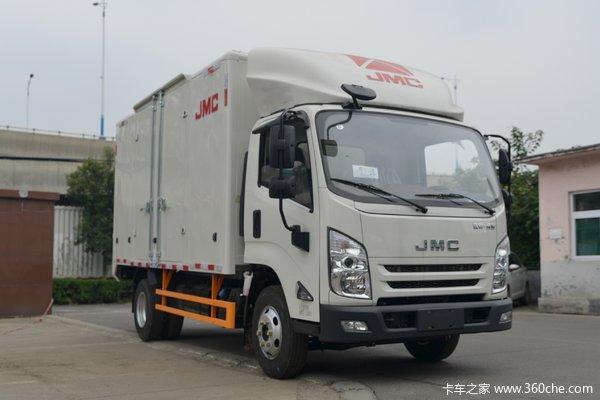 凯运升级版载货车沈阳市火热促销中 让利高达0.4万