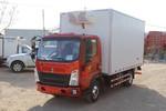中国重汽HOWO 王系 110马力 4X2 3.6米冷藏车(ZZ5047XLCC3314E145)
