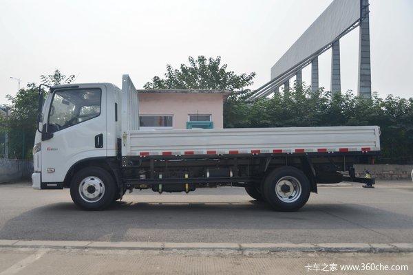 回馈客户西宁超运C系载货车仅售9.50万