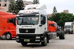 中国重汽 汕德卡SITRAK G5重卡 270马力 4X2 9.92米厢式载货车(ZZ5186XXYN711GF1) 卡车图片
