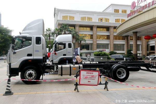 欧航R系(欧马可S5)载货车限时促销中 优惠0.8万