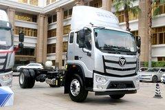 福田 欧航R系(欧马可S5) 220马力 6.8米栏板载货车(国六)(平顶)(BJ1186VKPFK-1M) 卡车图片