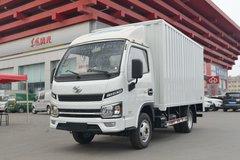 跃进 福运S80 95马力 3.62米单排厢式微卡(国六)(SH5043XXYPEDBNZ)