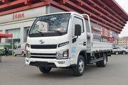 跃进 福运S80 1.5L 113马力 汽油 3.65米单排栏板微卡(SH1033PEGCNZ)