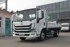 跃进 快运H500 150马力 4.2米AMT自动挡单排栏板轻卡(国六)(SH1043ZFDCWZ2) 卡车图片