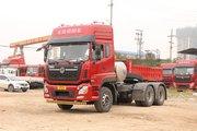 东风新疆 畅行D7V 460马力 6X4 LNG牵引车(国六)(DFV4258GP6N)