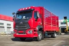 中国重汽 豪瀚N5W中卡 220马力 4X2 6.75米仓栅式载货车(ZZ5185CCYK5113E1H)
