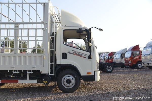 降0.8万J6F载货车促销,到店优惠更大