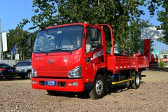 解放 J6F 130马力 4.2米单排栏板轻卡(CA1040P40K61L2E5A84) 卡车图片