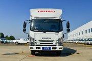 江西五十铃 翼放EC5 标准版 116马力 3.68米排半厢式轻卡(国六)(JXW5040XXYCDJ2)