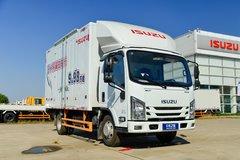 江西五十铃 翼放EC5 116马力 4.08米单排厢式轻卡(JXW5040XXYBDJ2) 卡车图片