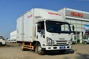 江西五十铃 翼放EC7 标准版 116马力 4.2米单排厢式轻卡(JXW5040XXYBDJB2)