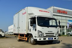 江西五十铃 翼放EC7 标准版 116马力 4.2米单排厢式轻卡(JXW5040XXYBDJB2) 卡车图片