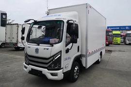 吉利远程 G7E 4.5T 4.14米单排厢式纯电动轻卡81.14kWh