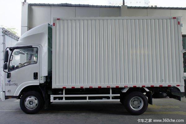 优惠1万济南五十铃M100载货车促销中