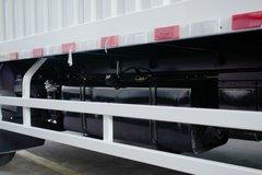 庆铃 五十铃M100 120马力 4.13米单排厢式轻卡(国六)(QL5043XXYBUHA)