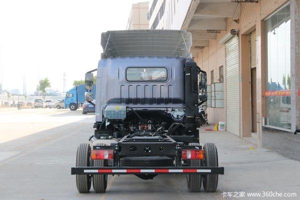 降价促销统帅载货车仅售13.60万