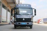 中国重汽HOWO 统帅 110马力 3.65米单排厢式轻卡(ZZ5047XXYC3314E145-2)