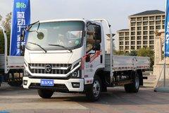 凯马 凯捷M3 尊享版 130马力 4.16米单排栏板轻卡(国六)(KMC1042A336DP6) 卡车图片