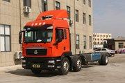 中国重汽 汕德卡SITRAK G5重卡 310马力 6X2 6.8米栏板载货车(ZZ1256N56CGE1)