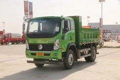 中国重汽成都商用车(原重汽王牌) 腾狮 190马力 4X2 3.8米自卸车(国六)(CDW3162A1Q6)