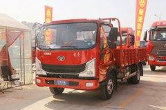 中国重汽 豪曼H3 先锋版 156马力 4.2米单排栏板轻卡(6G45)(ZZ1048G17EB0) 卡车图片