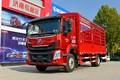 东风柳汽 乘龙H5中卡 270马力 4X2 6.8米仓栅式载货车(国六)(LZ5180CCYH5AC1)