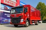 东风柳汽 乘龙H5中卡 220马力 4X2 6.8米仓栅式载货车(LZ5180CCYM3AB)