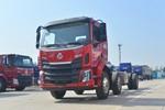 东风柳汽 新乘龙M3中卡 200马力 6X2 7.8米仓栅式载货车(国六)(LZ5240CCYM3CC1)