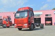 一汽解放 J6L中卡 领航版绿通240马力 4X2 6.75米仓栅式载货车(CA5180CCYP62K1L4A1E5)