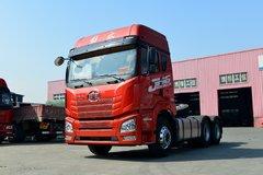 青岛解放 JH6重卡 质惠版 460马力 6X4牵引车(CA4250P26K15T1E5A80)