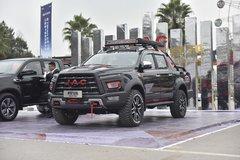 江淮 悍途 2020款  精英版 2.0T柴油 150马力 四驱 标双排皮卡(国六) 卡车图片