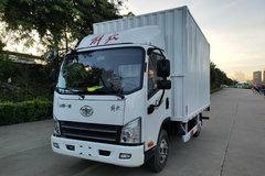 解放 虎VH 150马力 4.16米单排厢式轻卡(CA5040XXYP40K61L2E5A84) 卡车图片