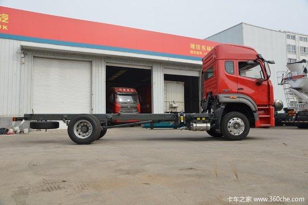 优惠1万 济南市HOWO N5W载货车火热促销中