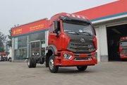 中国重汽 HOWO N5W中卡 220马力 4X2 6.75米栏板载货车(高顶)(ZZ1185K5113E1)