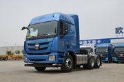 福田 欧曼GTL 6系重卡 质享版 430马力 6X4 牵引车(国六)(BJ4259SNFKB-CB)