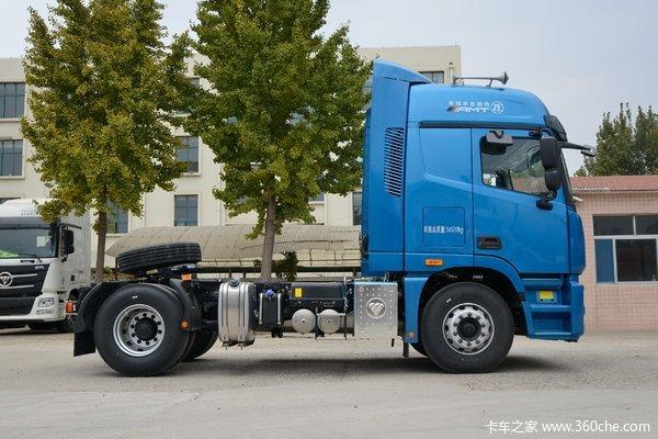 欧曼GTL牵引车北京市火热促销中 让利高达0.1万