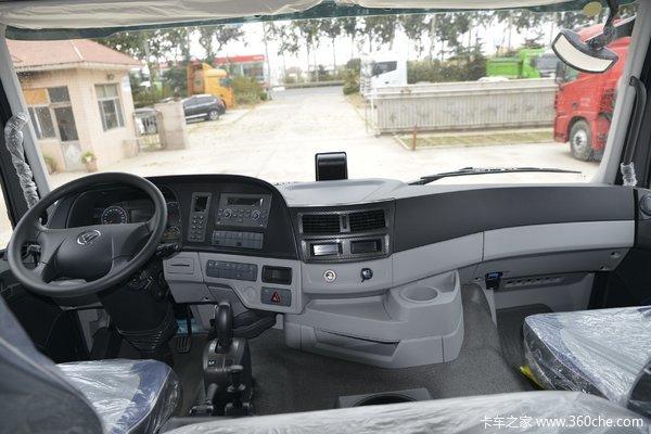 回馈客户金华欧曼GTL牵引车仅售32.80万