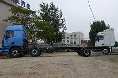 福田 欧曼GTL 6系重卡 质享版 280马力 6X2 9.6米栏板载货车(BJ1259VMPKP-AA)