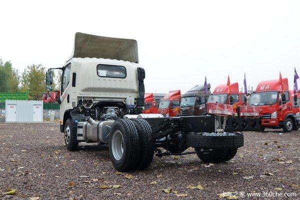 解放 J6F 130马力 4.16米单排厢式轻卡(CA5040XXYP40K56L2E5A84)