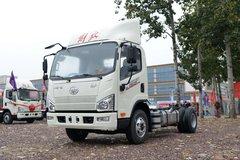 解放 J6F 160马力 4X2 4.16米单排仓栅式轻卡(国六)(CA5040CCYP40K59L2E6A84) 卡车图片