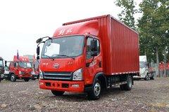 解放 虎VH 156马力 4.16米单排厢式轻卡(CA5040XXYP40K62L2E5A84) 卡车图片