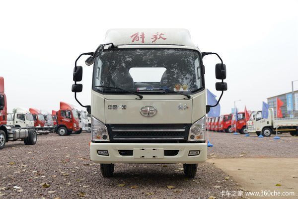 特大喜讯购买解放虎vn轻卡直降2000自带货源开车赚钱