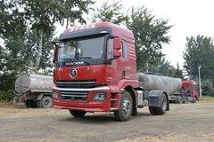 陕汽商用车 轩德翼3 标柜版 350马力 4X2牵引车(SX4180MP536) 卡车图片