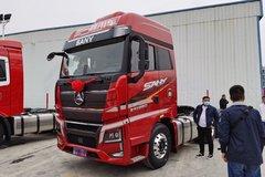 三一集团 江山 560马力 6X4牵引车(HQC42503S1S12E) 卡车图片