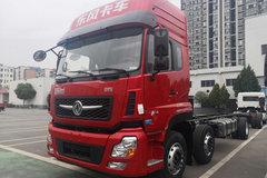 东风新疆 畅行D7V 320马力 6X2 9.6米栏板载货车(DFV1257GP6D) 卡车图片