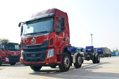 东风柳汽 乘龙H5中卡 260马力 6X2 9.7米仓栅式载货车(LZ5251CCYH5CB1) 卡车图片