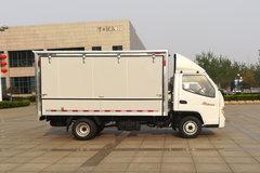 唐骏欧铃 小宝马 1.5L 112马力 3.48米单排翼开启厢式微卡(国六)(ZB5030XYKBDD0L)