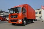 东风 多利卡D9 180马力 4X2 7.68米厢式载货车(EQ5183XXYL9BDHAC)图片