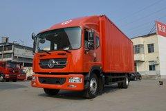 东风 多利卡D9 170马力 4X2 6.8米厢式载货车(EQ5186XXYL9BDGAC) 卡车图片